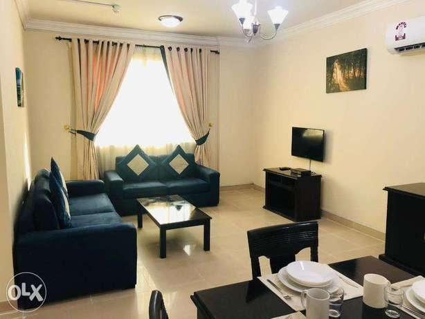 Fully Furnished 2BDR Apartment Available in Muntazah ! All Inclusive.