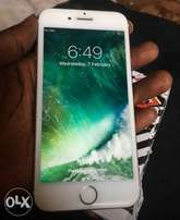 Clean dope iphone 6s for sale 128gig