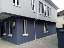 Exquisitely Finished 4 Bedroom Terrace Duplex with BQ, All rooms are e