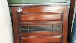 Meranti stable door for sale!