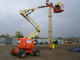 Cherry Picker - 15M Boom lift hire/sale
