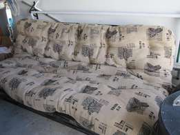 Double Couch Bed