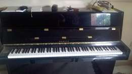 Well Used Piano