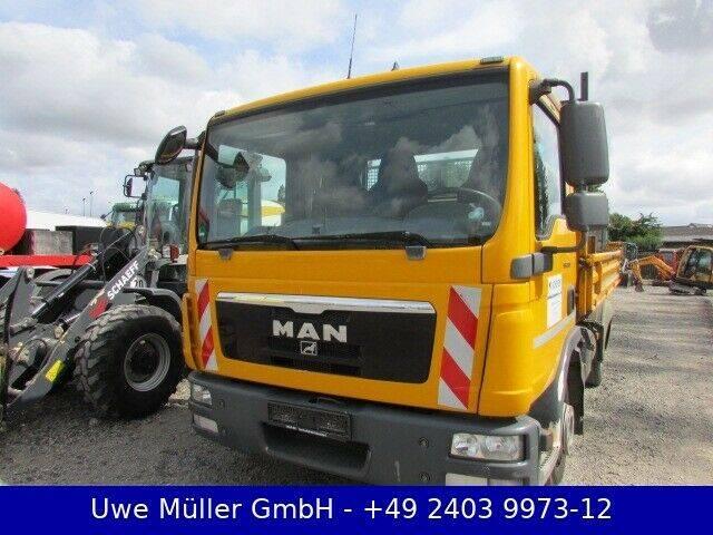 MAN 8.180 4x2 Kipper - 2011