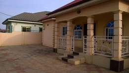 Three bedrooms house for rent at Botwe school junction one yaer