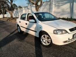 2002 Opel Astra Classic 1.6