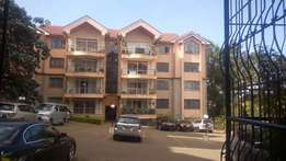 Spacious 3br +Sq to let in kilimani for 95k inclusive service charge