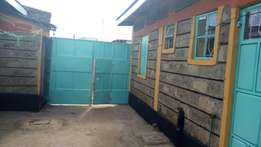 Rental house for sale in Ruiru, Toll Station.