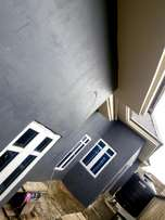 1 room self contained apartment at republics independence layout