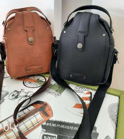 Polo Casual Shoulder Bags