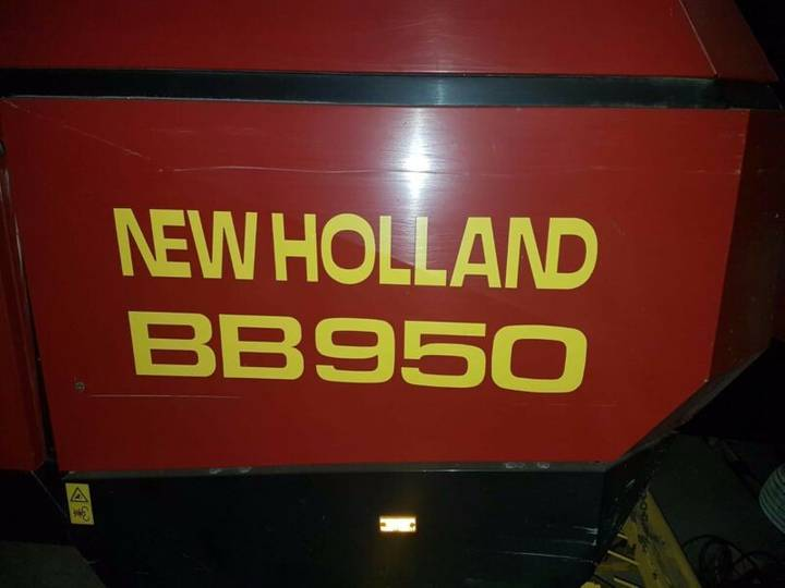 New Holland Bb950 Ballenpresse Top!!! - 2003 - image 7