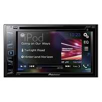 """PIONEER AVH-295BT ,6.2"""" Double Din Dvd Usb with Bluetooth"""