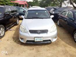 Very Clean and Neat Toyota Matrix 2006