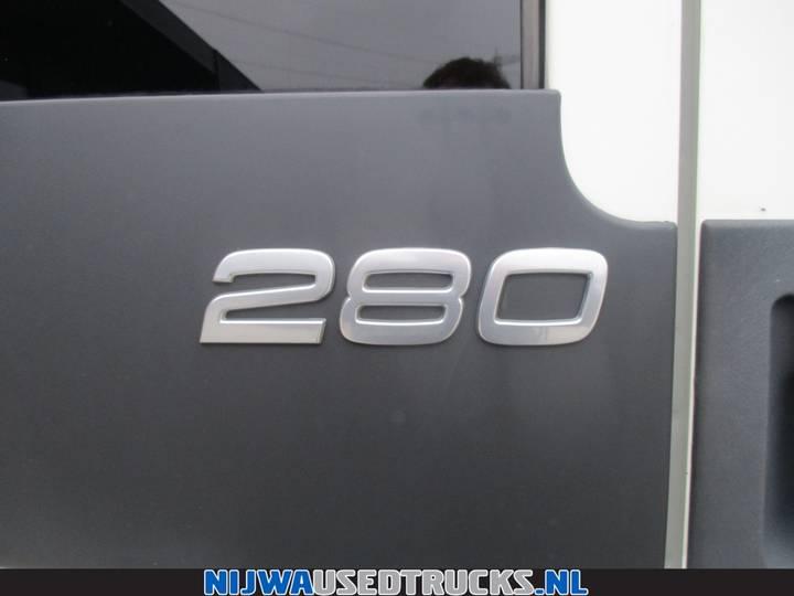 Volvo FE S 280 Mobiele werkplaats + 85 Kva aggregaat - 2006 - image 5