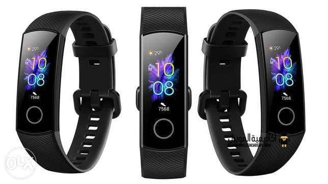 مطلوب honor band 5