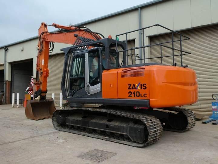Hitachi Zx210lc-3 - 2012