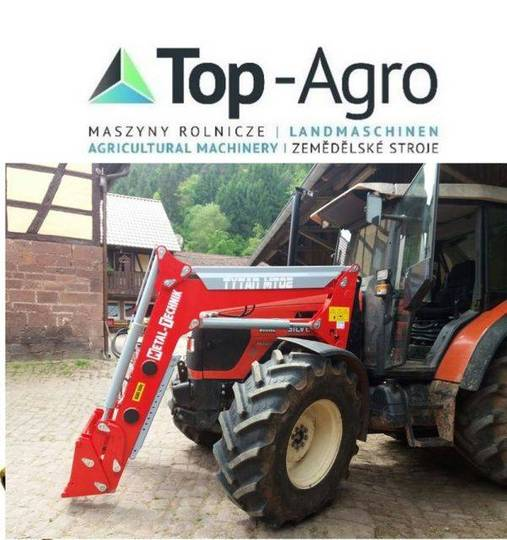 Top-Agro Mt02 Front Loader 1600 Kg For Same - 2019