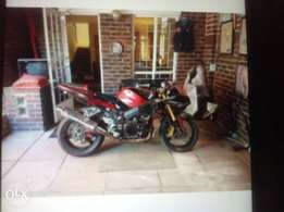K4 Suzuki gsxr 1000 stripping for spares