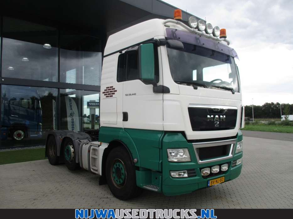 MAN TGX 26.440 Steered axle 6X2 - 2008 - image 2
