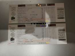Tickets for LUMINEER's Concert
