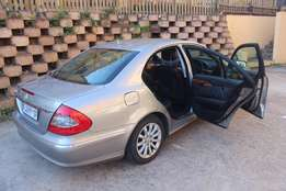 MERCEDES E200 for urgent Sale