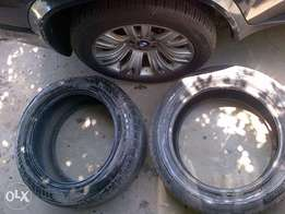 "***SUV tyres X2 19""inch#URGENT CHEAP BARGAIN"