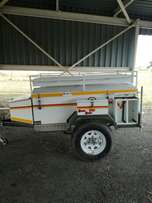 Venter Bush Baby Trailer