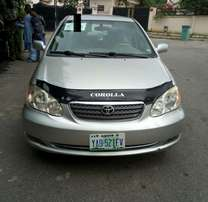 Excellent Toyota Corolla LE for cheap sale