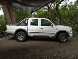 Swop my Ford Ranger double cab 4 litre V6 auto for your Chev utility