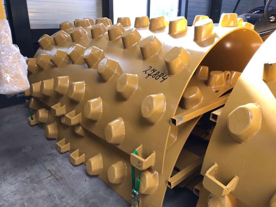 Caterpillar B-series Padfoot-roller shell kits - 2018