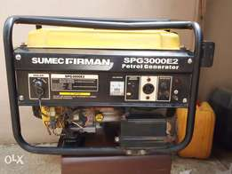 Neatly used Sumec firman SPG 3000E2