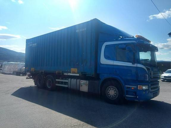 Scania P 380 - 2007