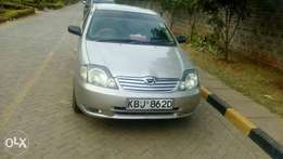 Toyota NZE, Local 220kmph, leather interior & double disc breaking.
