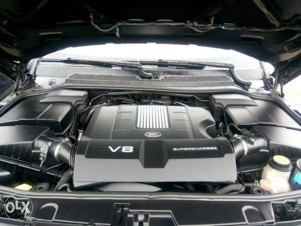 2012 Range Rover Sport Autobiography (FOREIGN USED) Lagos Mainland - image 7