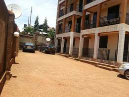 2bedroom apartment Ntinda kyambogo road at 800k