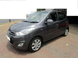 Hyundai i10 1.1GLS Manual 2014. Full Servcie History. Immaculate!