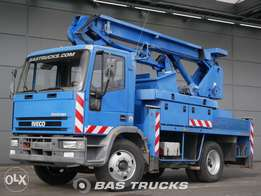 IVECO EuroCargo 120E15 - To be Imported