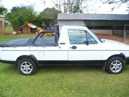 1989 caddy bakkie for sale in good condition