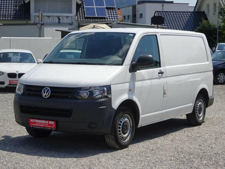 Volkswagen Transporter T5 2.0 TDI *KLIMA*EURO5*1.HAND*MWST* - 2013