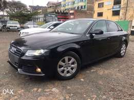 Audi A4 TFSI 1800cc petrol 2010 model 124h more power BMW 320