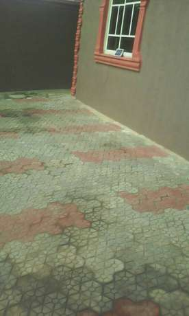 Decent 2 bedrooms flat with pop ceiling at Igando Ikotun - image 2