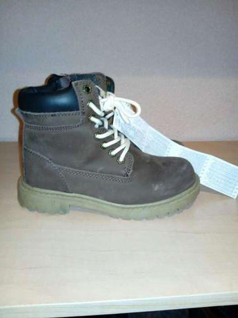 71ff1f5c4aa6e6 Продам нові , шкіряні дитячі ботінки.: 600 грн. - Дитяче взуття ...