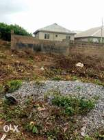 uncompleted 4-bedroom bungalow for sale at iyana Coker,ifo.