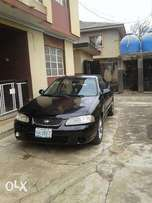 Nissan sentra 2004, sound engine with first body
