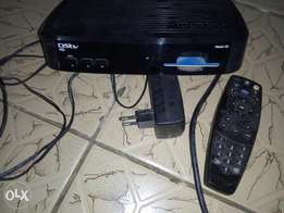Dstv HD decoder without dish