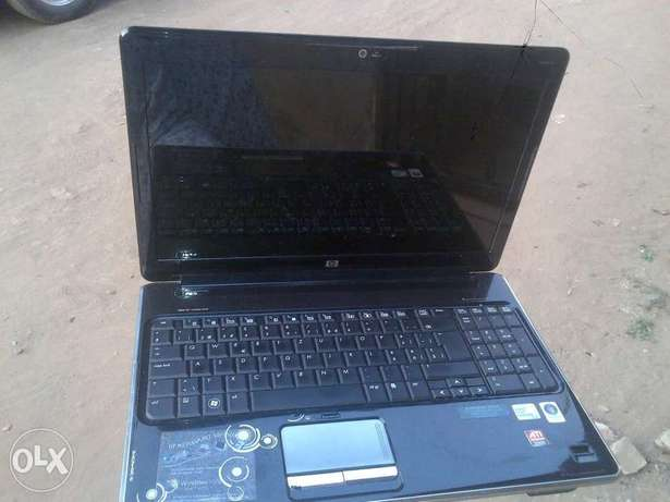 UK USED HP Pavilion DV6 Ikeja - image 1