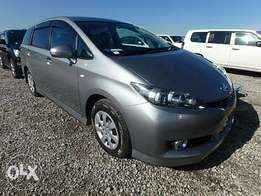 New arrival, Neat Gray TOYOTA WISH, 2010, 1800cc. Price Kes 1,017,000