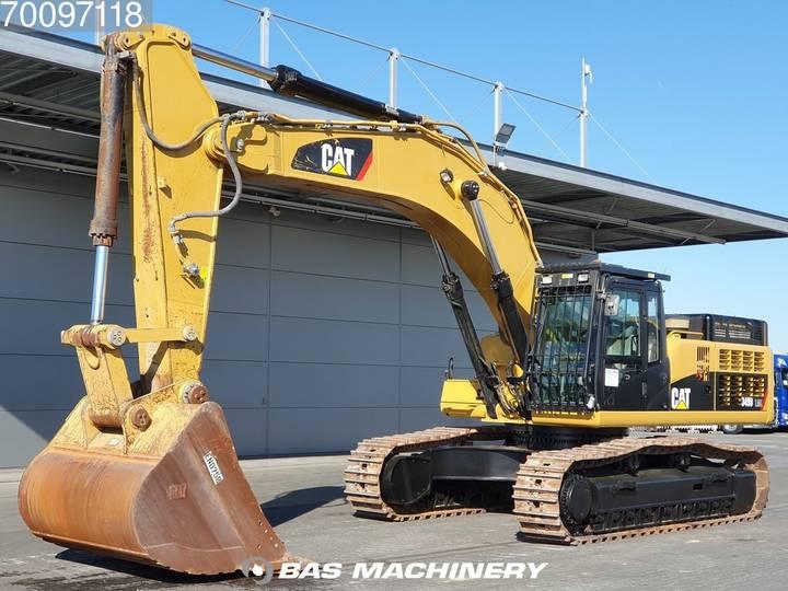 Caterpillar 349 D LME Hammer line - CAT Bucket - 2014