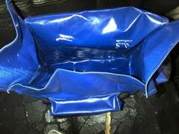 angling hollow kit bags with multipockets for sale in various sizes.