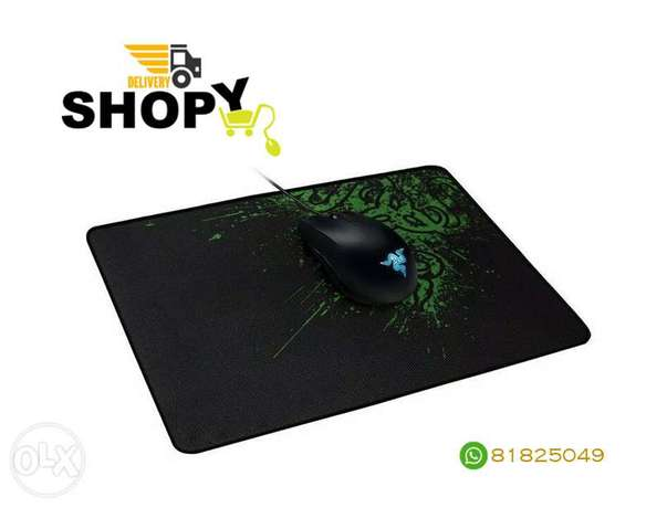 Razer Mantis Speed Edition Gaming Game Mouse Mat Pad Size 320mm x 240m